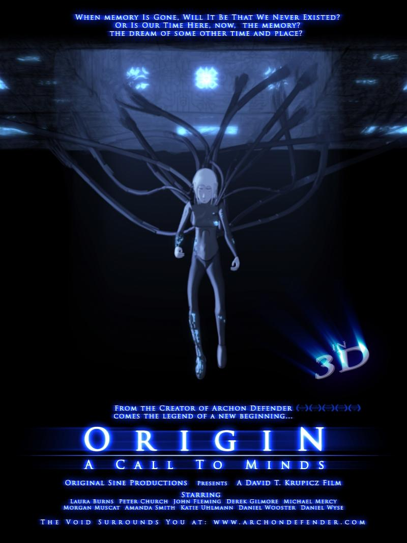 January 7, 2012 - Exclusive ORIGIN: A CALL TO MINDS images!!!